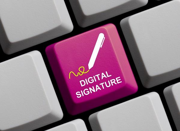 Using Digital Signatures