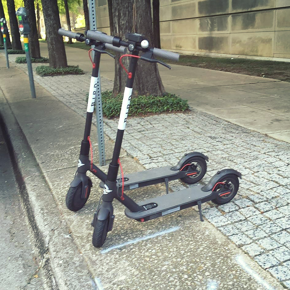 Electronic Scooter Program Halted